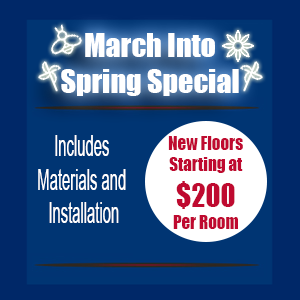 March Into Spring Coupon