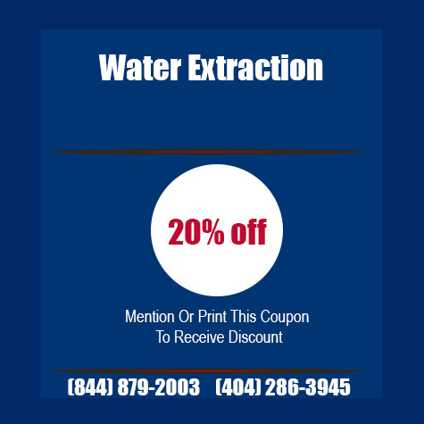 Water Extraction Coupon
